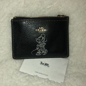 Coach Disney Edition wallet